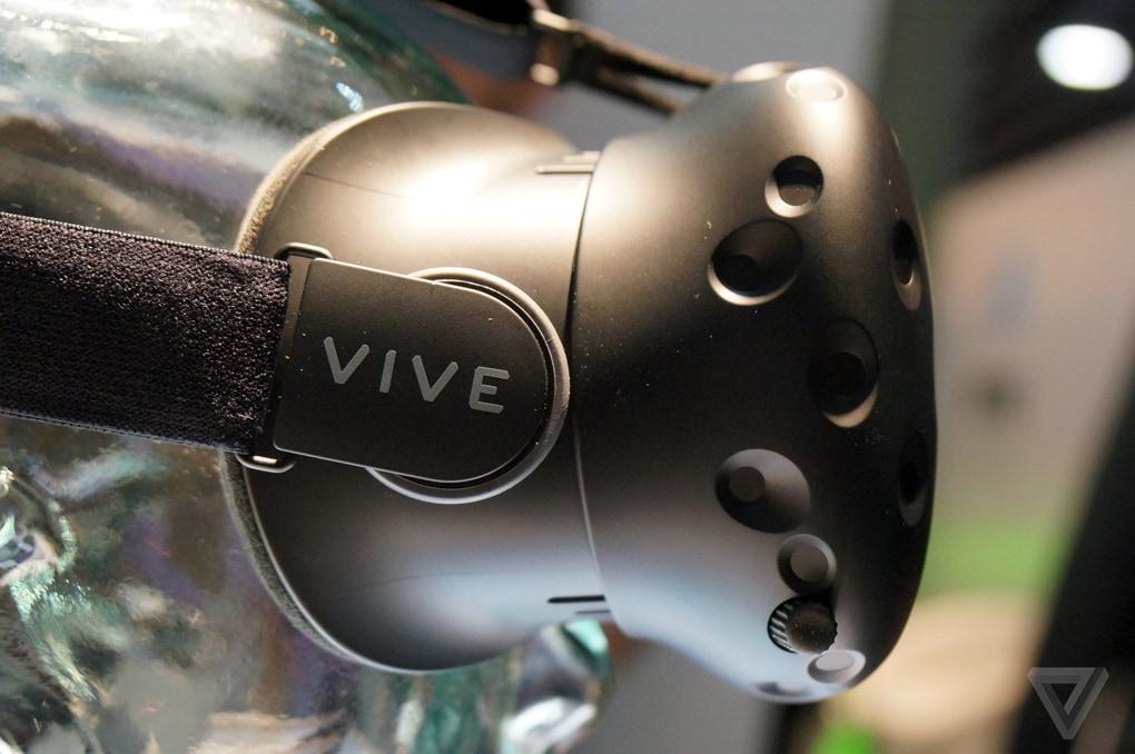 HTC sta sviluppando un videogioco per il visore HTC Vive