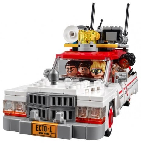 LEGO - Ghostbusters - 1