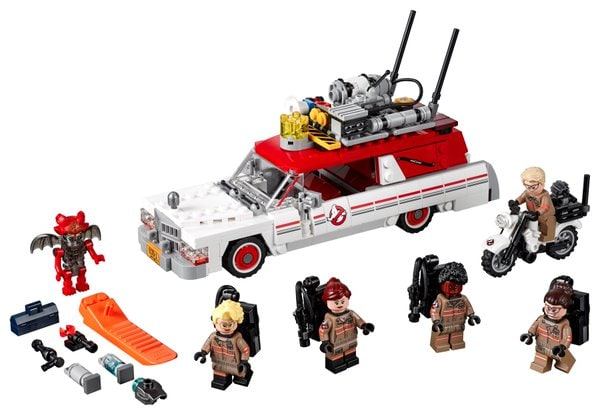 LEGO - Ghostbusters - 2