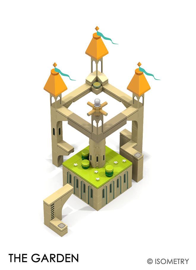 LEGO Monument Valley - 1