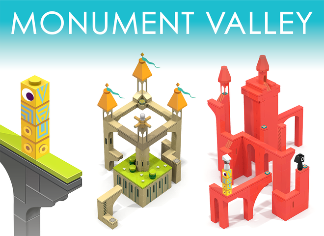 LEGO Monument Valley Copertina