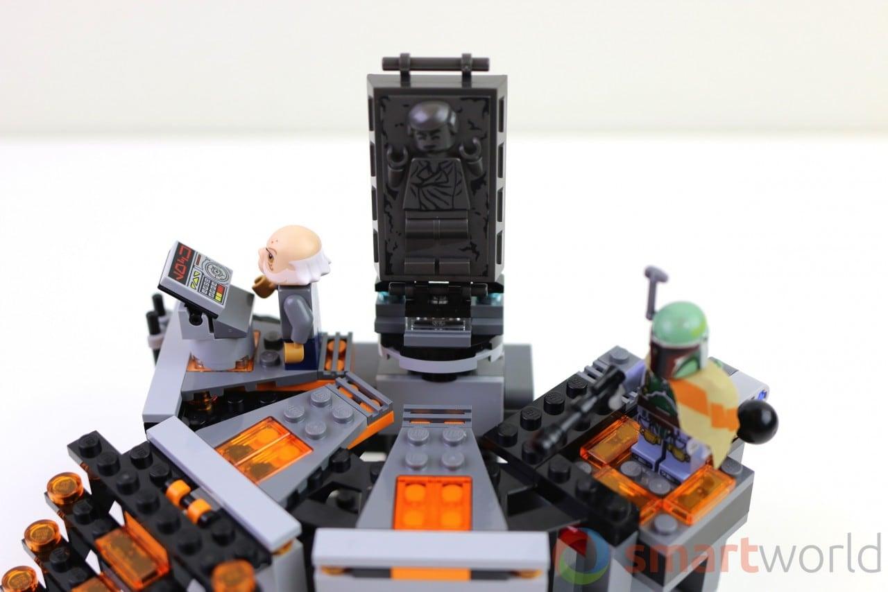 LEGO Star Wars 75137 – Camera di Congelamento al Carbonio, le nostre ...
