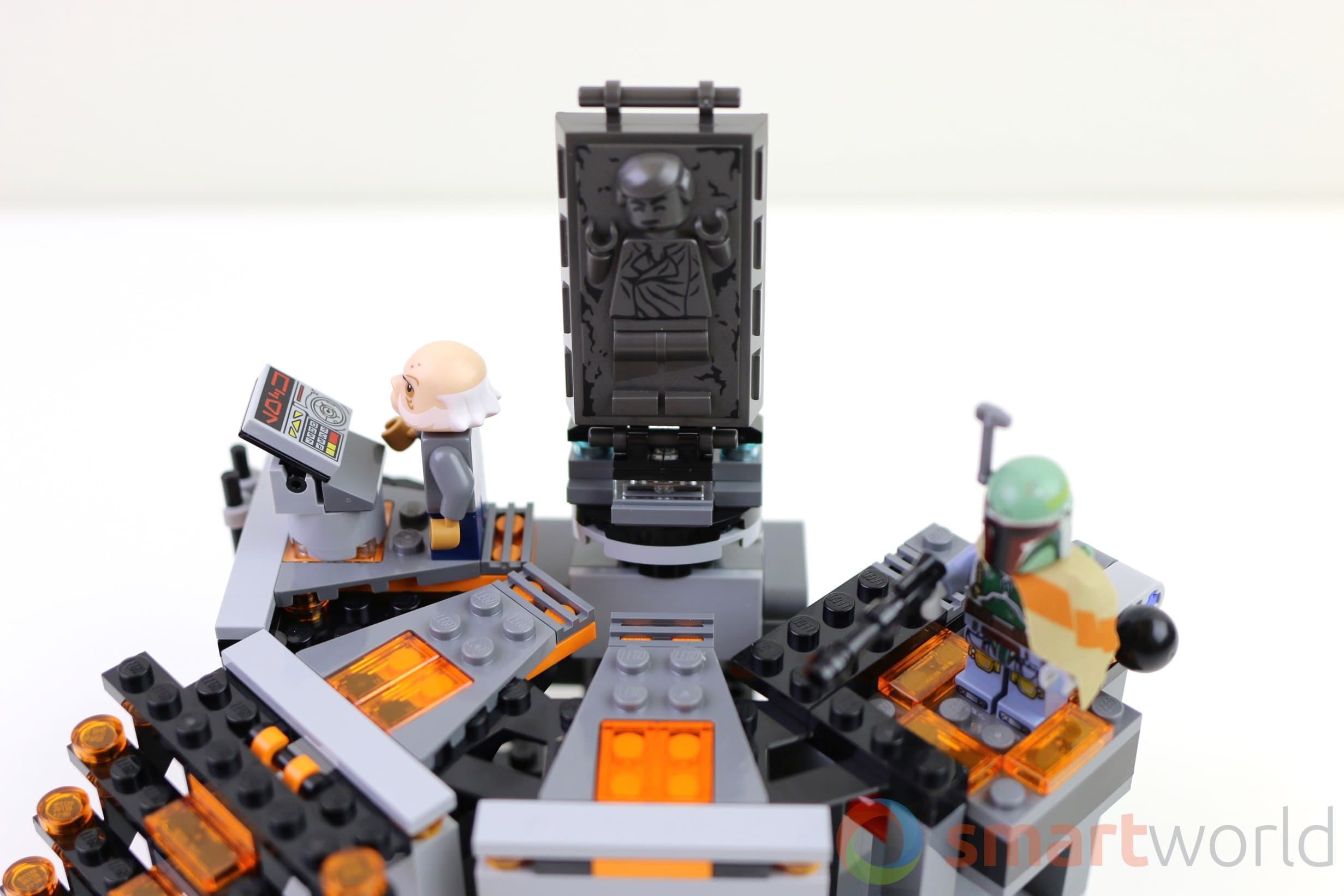 Lego Star Wars Camera di Congelamento al Carbonio 75137 – 2