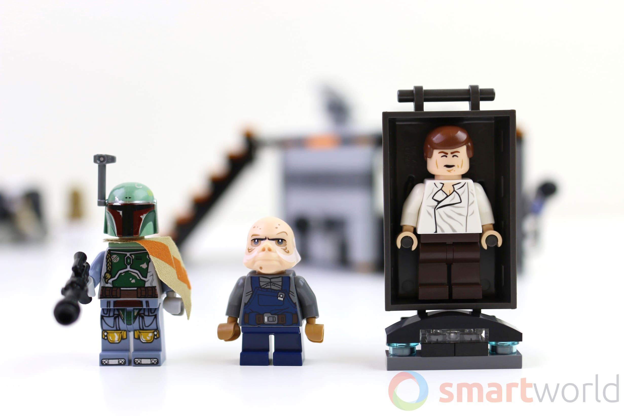 LEGO Star Wars 75137 - Camera di Congelamento al Carbonio, le nostre ...