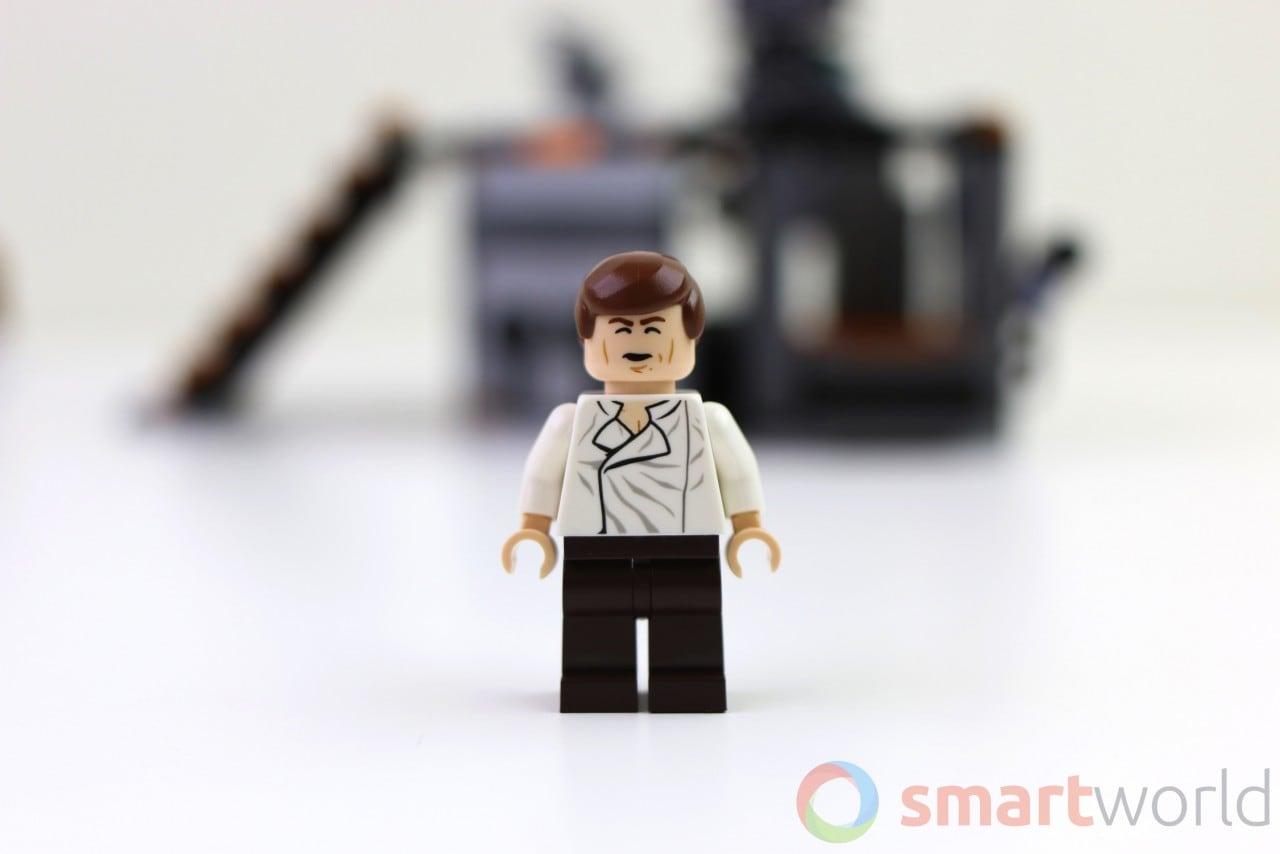 Lego Star Wars Camera di Congelamento al Carbonio - Personaggi - 8