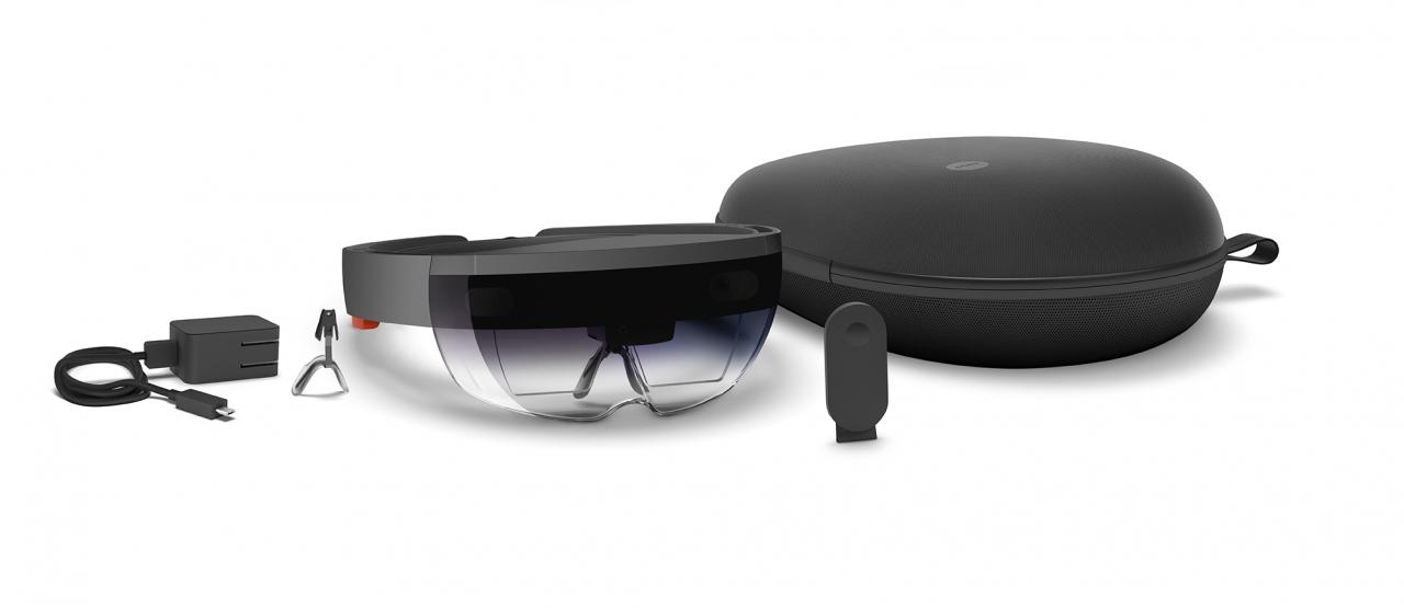 Microsoft HoloLens Development Edition final