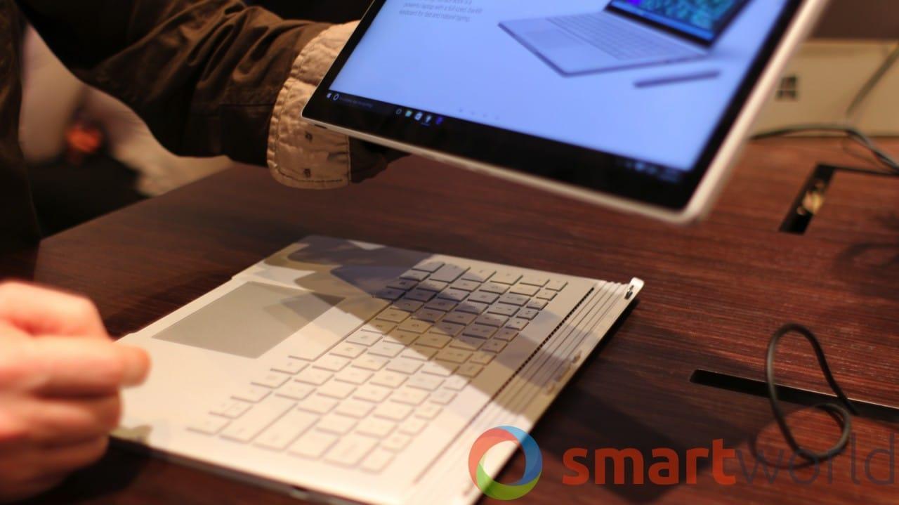 Microsoft Surface Book -12