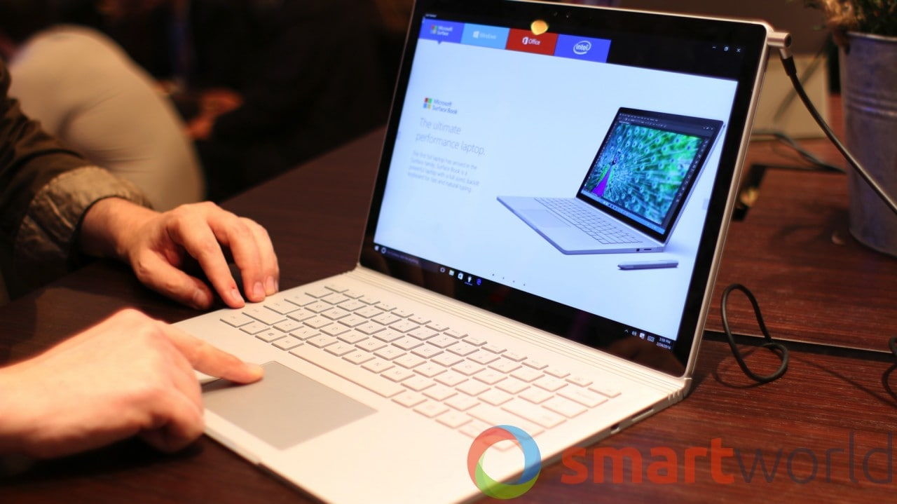 Microsoft Surface Book -14