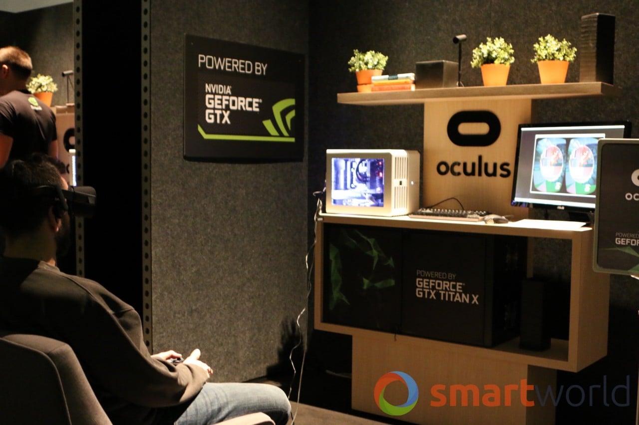 NVIDIA Vive Oculus - 7