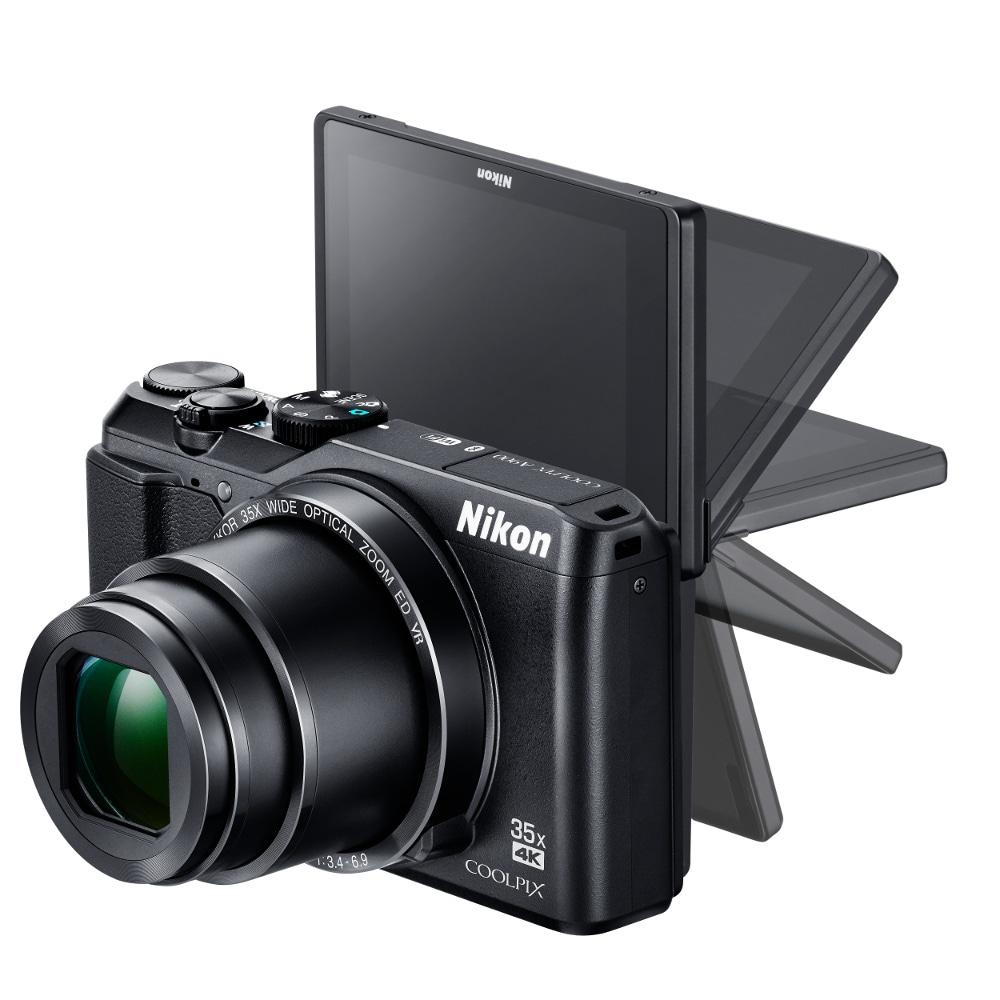 Delightful La Nikon Coolpix A900 è Interessante Non Solo Perché è Una Compatta Da 20  Megapixel Con Zoom 35x (24 840 Mm F/3,4 6,9 Equivalente), Ma Anche Perché è  Una ...