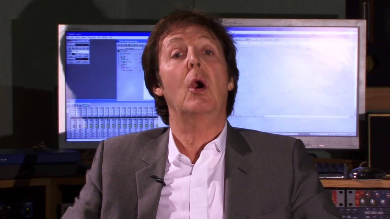 Paul McCartney moji skype