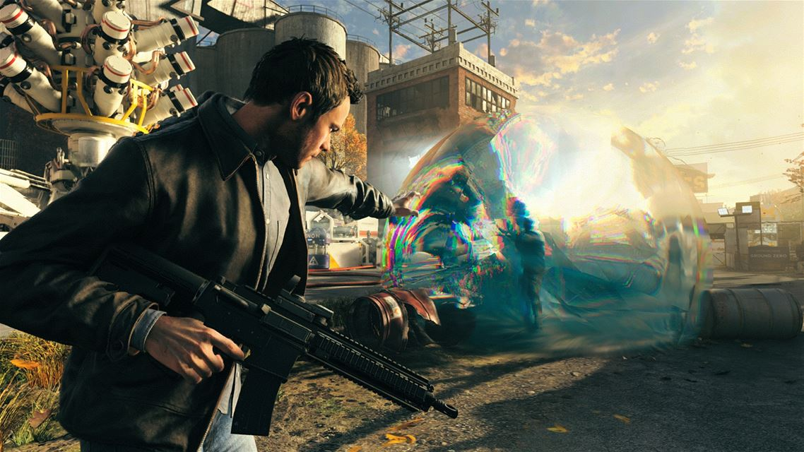 Quantum Break gameplay - 10