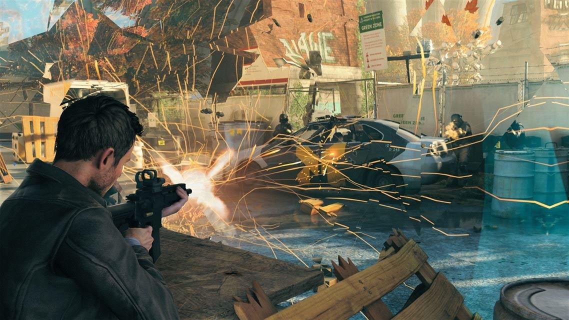 Quantum Break gameplay - 3