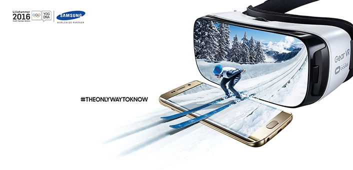 Samsung vuole portare la realtà virtuale alle Olimpiadi