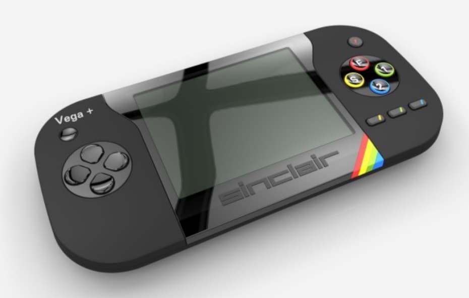 Il retrogaming si fa portatile, con la console ZX Spectrum Vega Plus (foto e video)