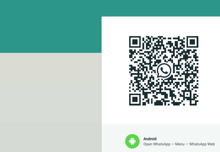 WhatsApp Web microsoft edge final