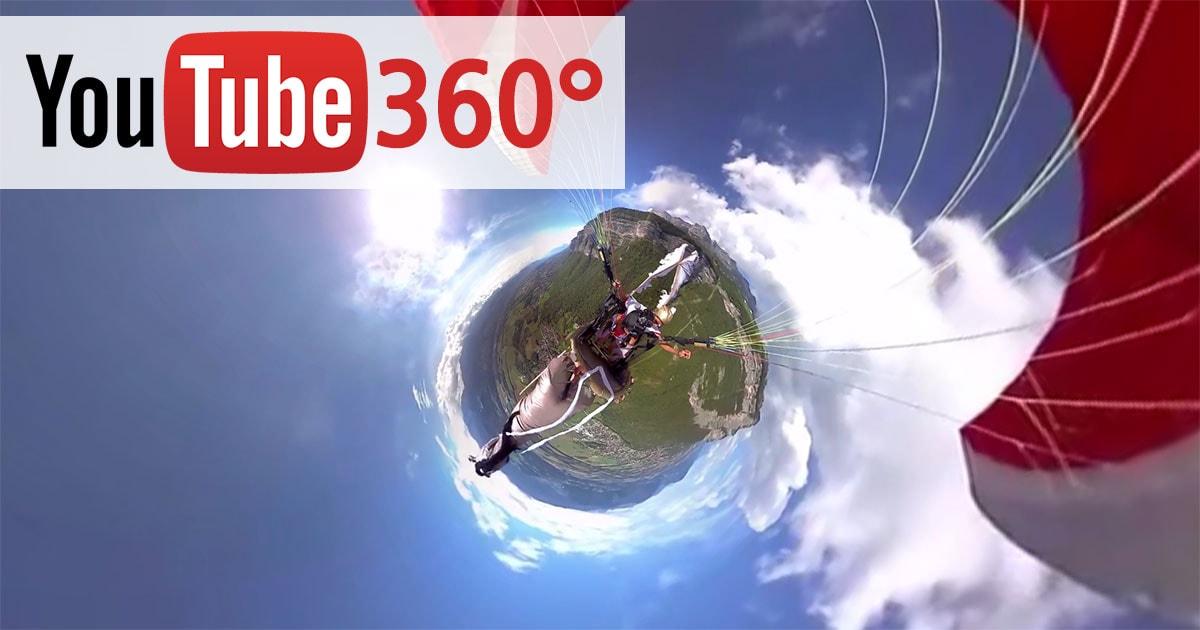 YouTube 360
