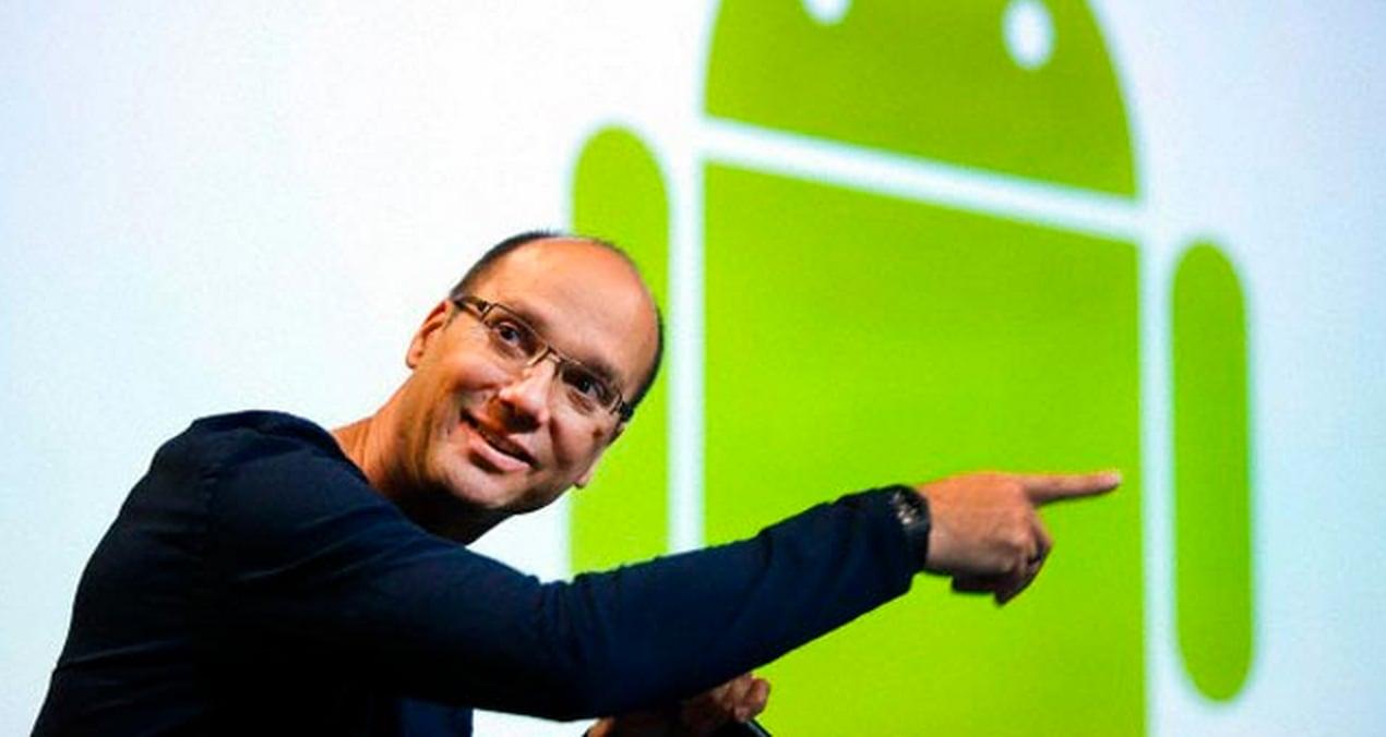 Perché Andy Rubin, l'inventore di Android, vuole regalarvi una dashcam