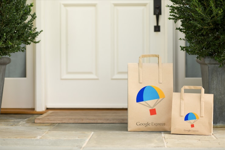 Anche Google vuole consegnare generi alimentari in pochissimo tempo