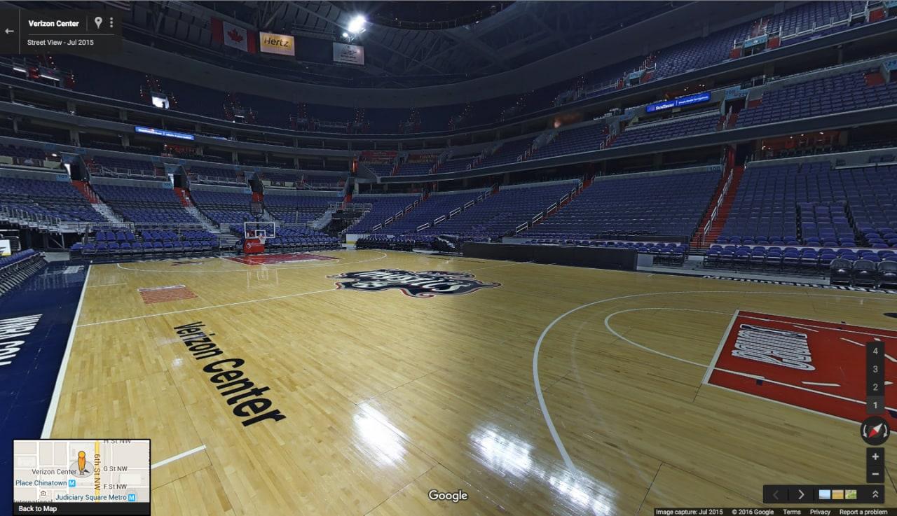 Google Street View vi porta negli stadi più famosi del mondo (foto)