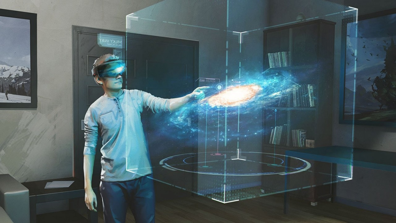Microsoft vuole insegnarvi l'astronomia con gli HoloLens (foto)