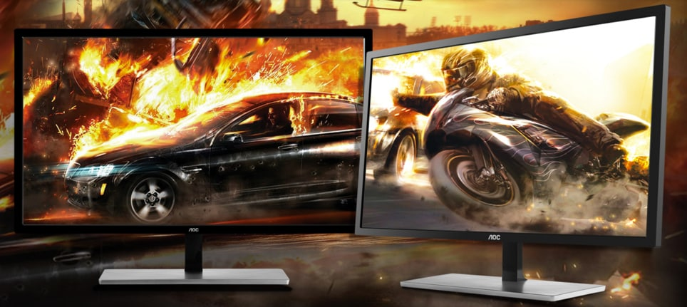 monitor AOC U2879VF_2