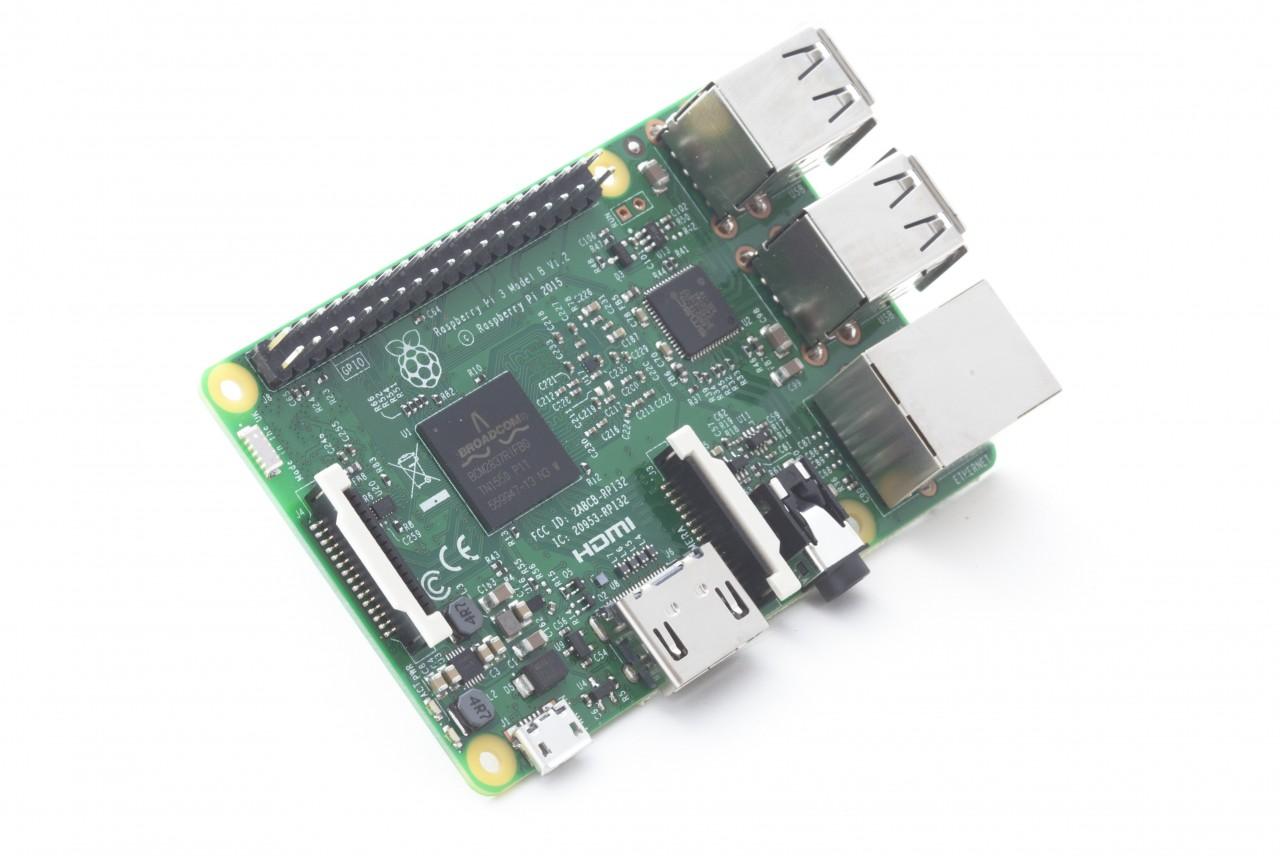 raspberryi pi 3 model b final