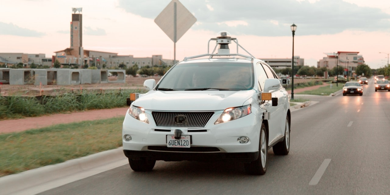 self driving google final