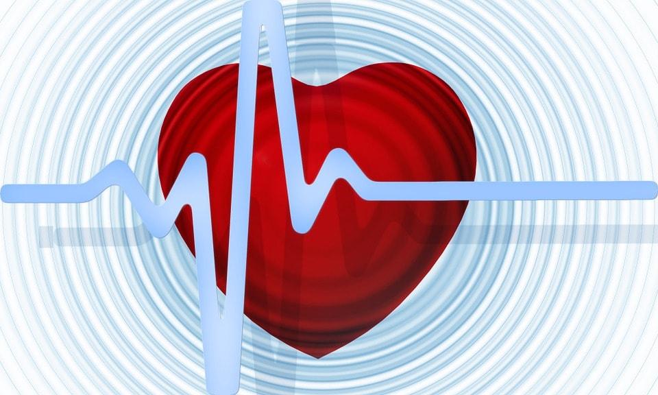 sensore battito cardiaco