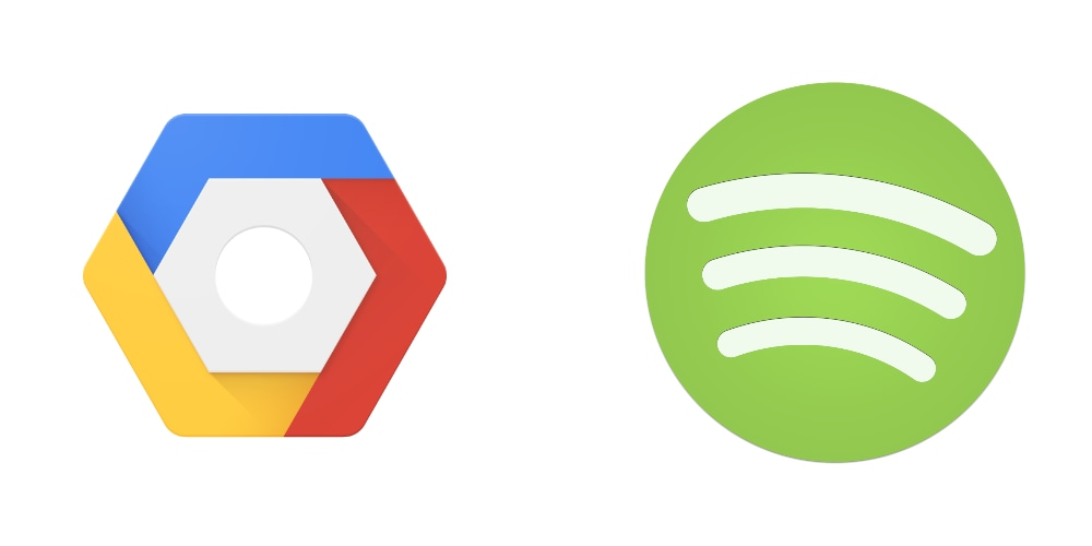 spotify su cloud google