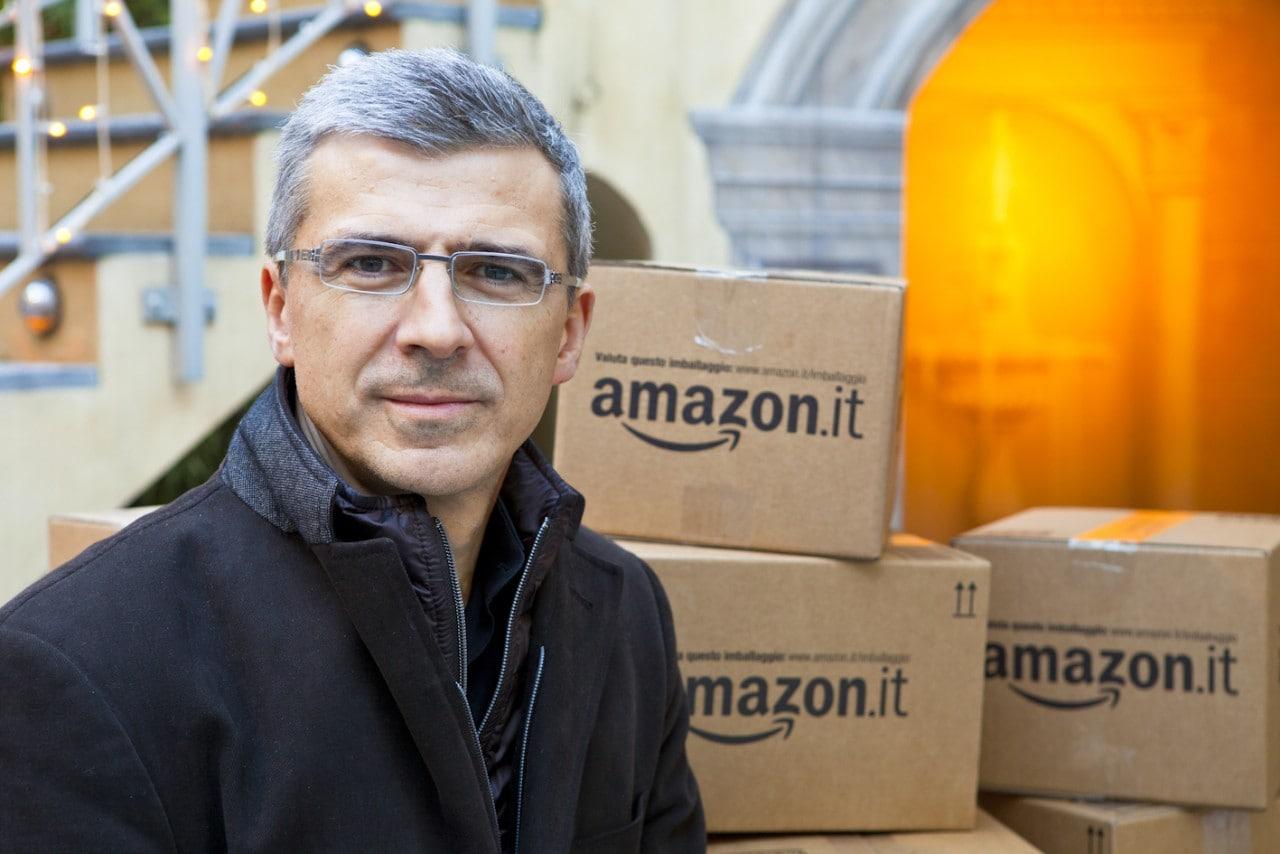 vicepresidente amazon digitale Italia