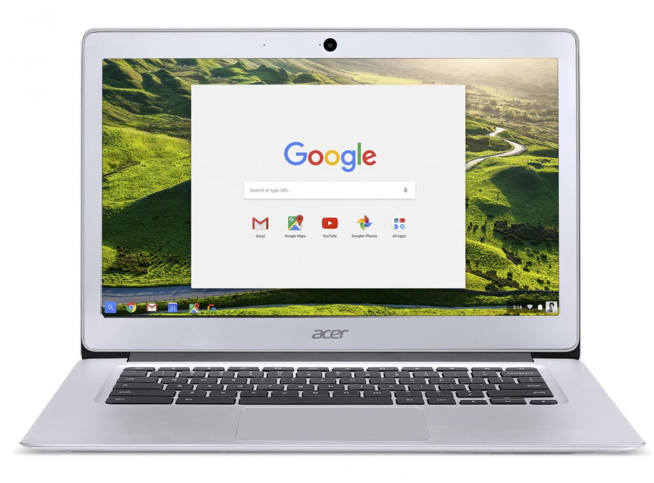 Il nuovo Chromebook di Acer sembra un MacBook Air ma costa solo 299$ (foto)