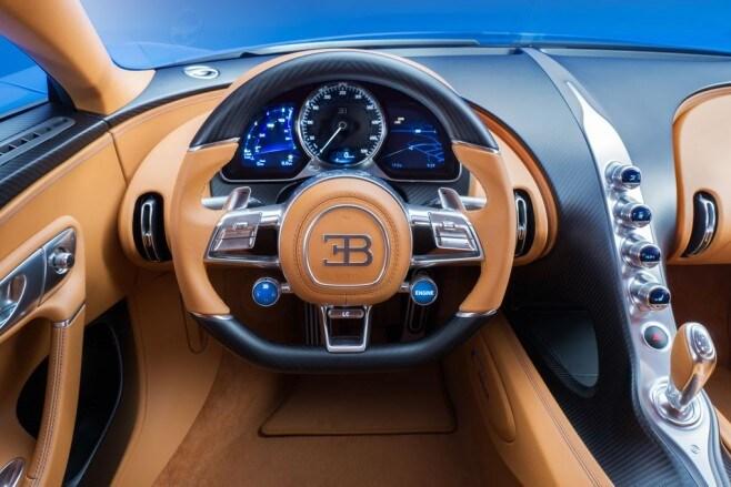 Bugatti Chiron Ginevra 2016_15