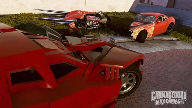 Carmageddon Max Damage - 15