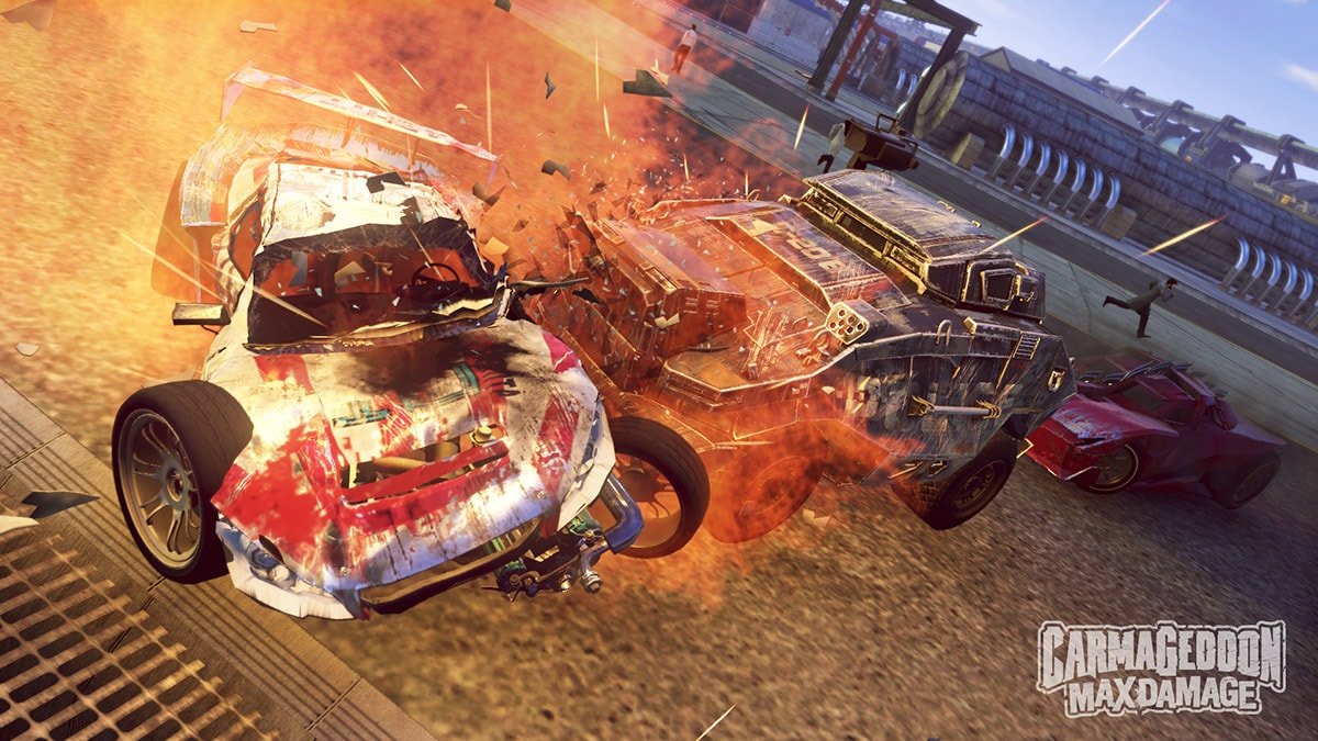 Carmageddon Max Damage - 2