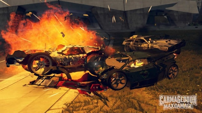 Carmageddon Max Damage - 9
