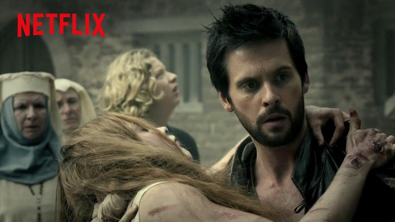 Da Vinci's Demons Netflix