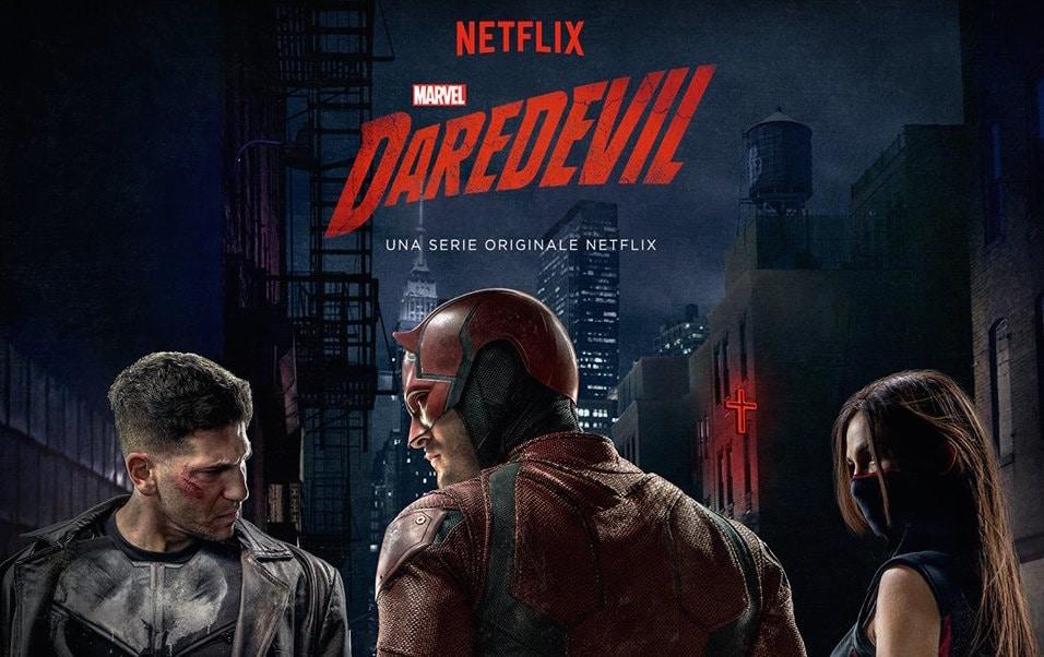 Daredevil Netflix Copertina