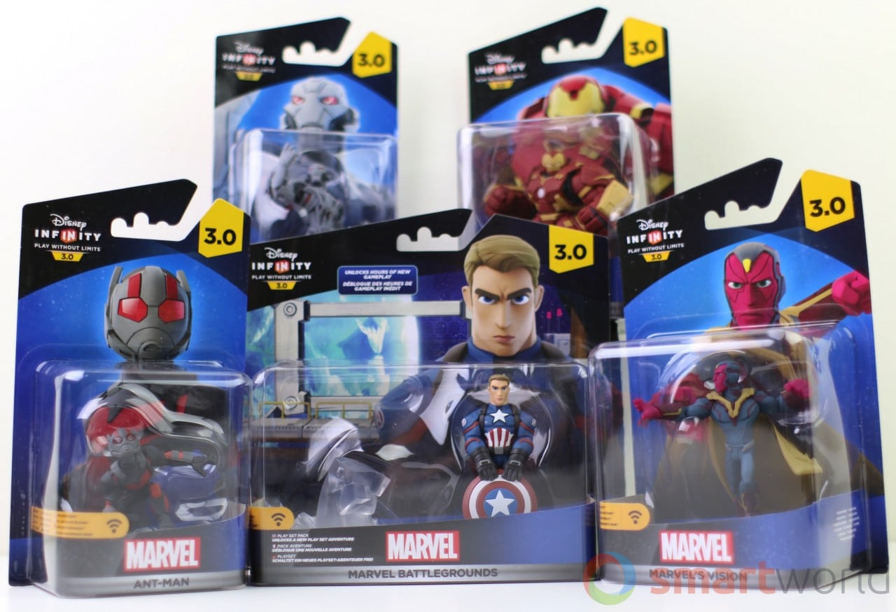 Disney Infinity 3.0 - Marvel Battlegrounds - 2