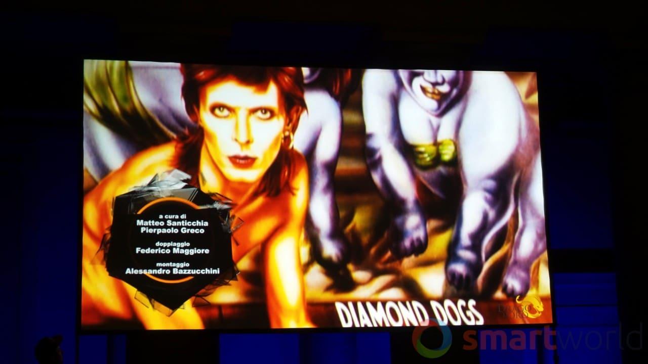 Drago d'Oro - Omaggio David Bowie1