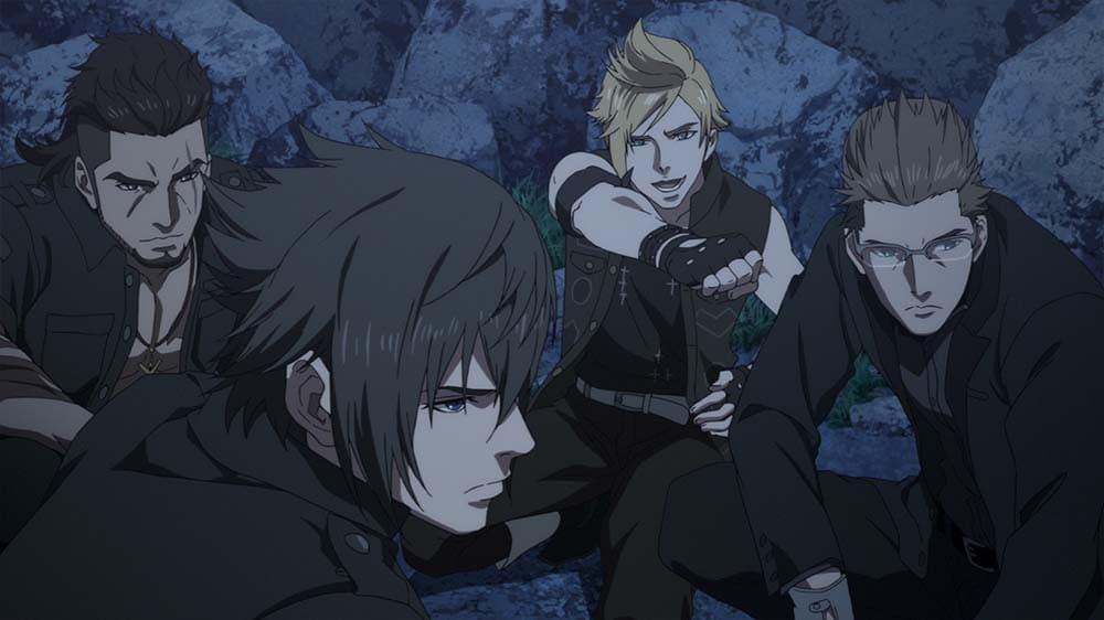 Final Fantasy XV Brotherhood foto - 7