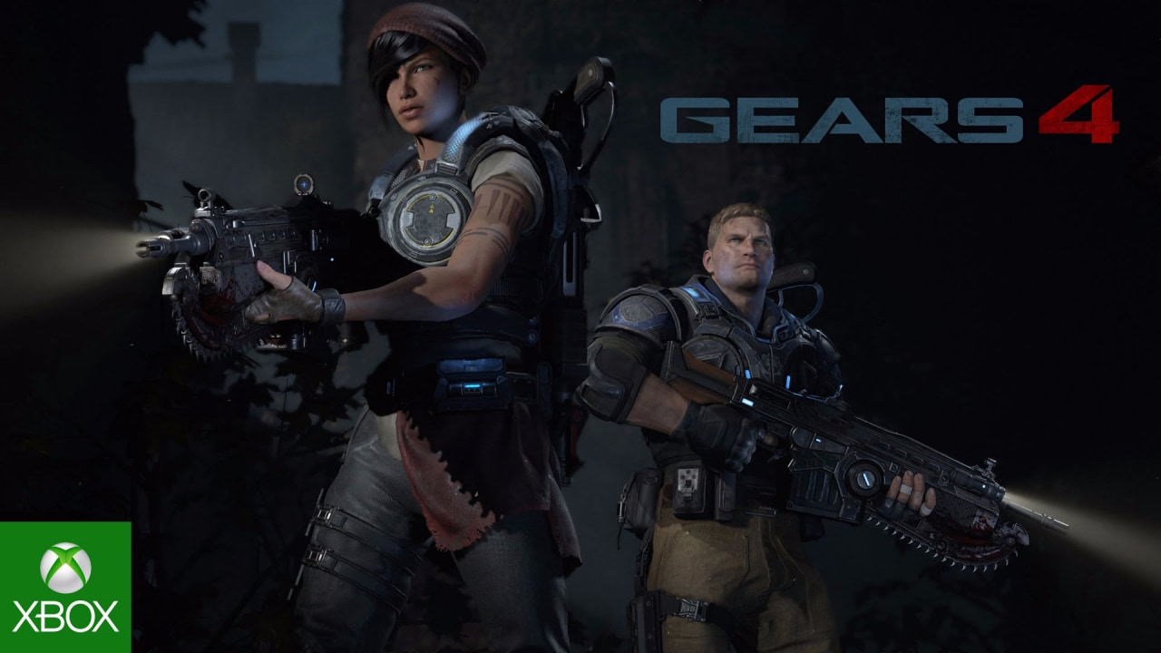 Tutti i dettagli svelati finora di Gears of War 4 (video)