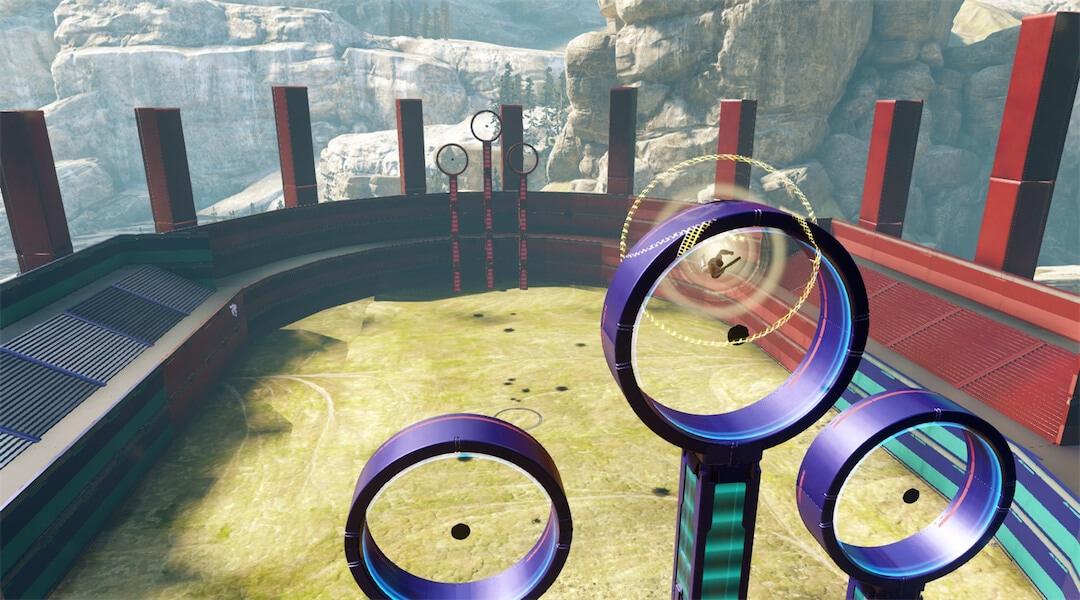 Il Quidditch diventa spettacolare con Halo 5! (video)