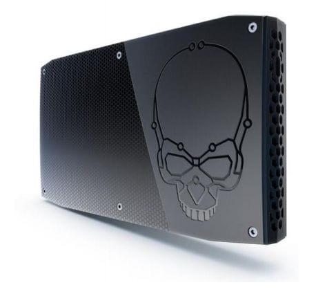 Aggressivo e performante: ecco Skull Canyon, il mini PC di Intel (foto)