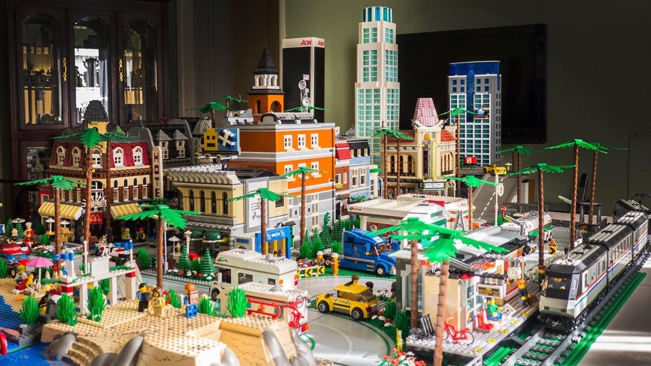 Come comprare semplicemente tutti i pezzi per costruire vecchi set LEGO fuori produzione