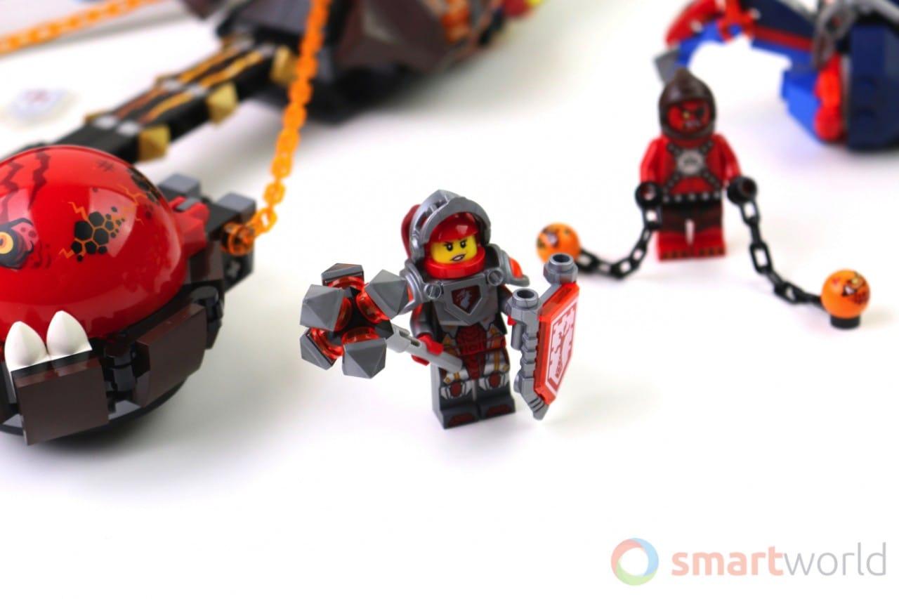 LEGO Nexo Knights Il Carro Caotico di Beast Master - 2