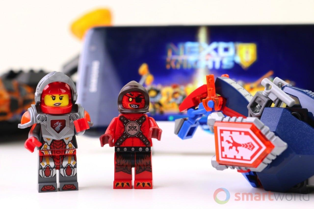 LEGO Nexo Knights Personaggi - 3