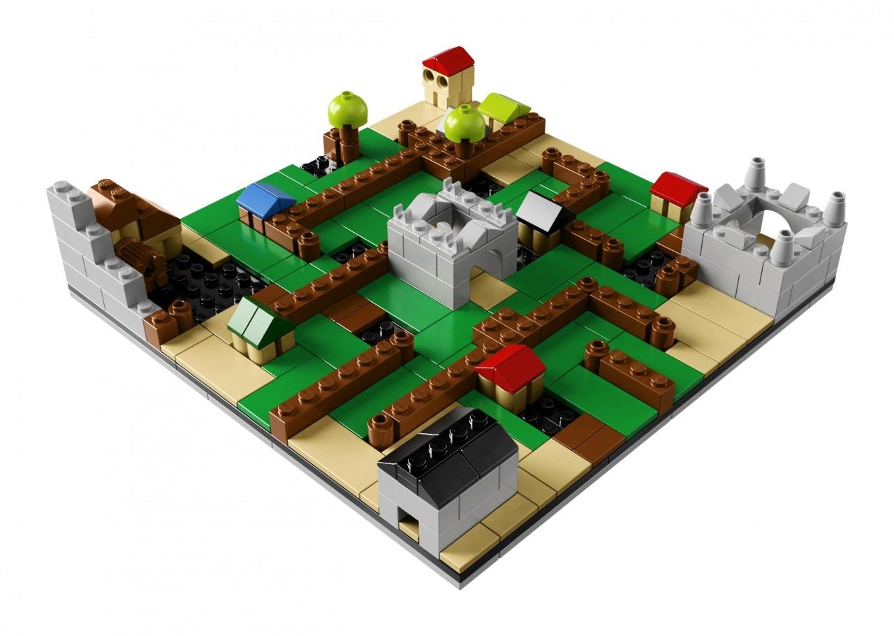 LEGO Ideas dà vita a Maze, un labirinto per palline fatto con i famosi mattoncini (foto)