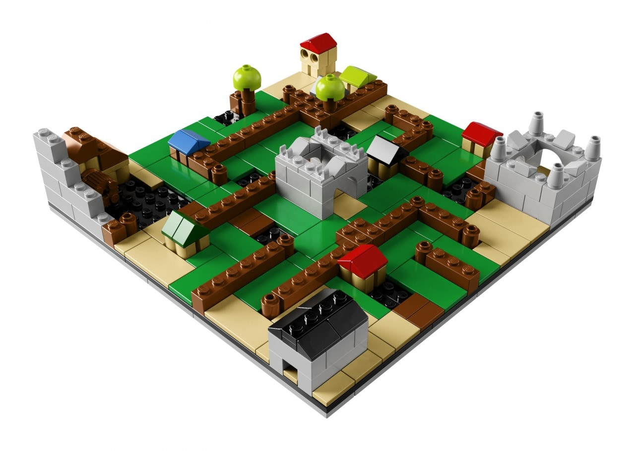 Lego Maze (1)