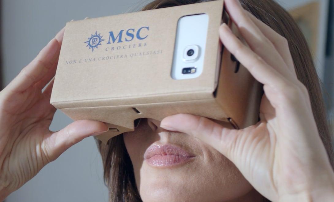 MSC 360 VR